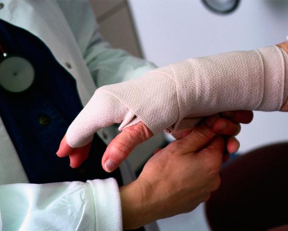 Страхование от несчастного случая